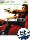 John Woo Presents Stranglehold Collectors Edition  Pre-owned  Xbox 360
