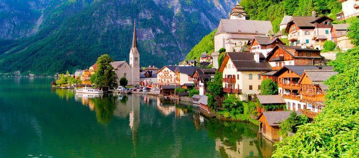 Travel Magnets - Austria - Fluffy Hero  #fluffyher09