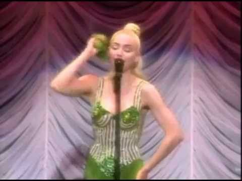 Madonna - 10. Hanky Panky (The Blond Ambition Tour) - YouTube