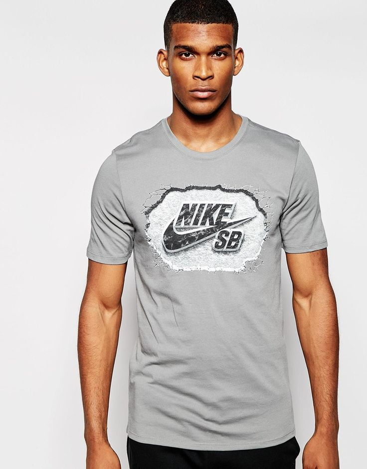 Nike SB T-Shirt with Marble Icon 683178-037