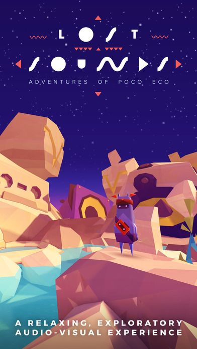 Adventures of Poco Eco - Lost Sounds: Experience Music and Animation Art in an Indie Game by POSSIBLE GAMES Kft. gone Free