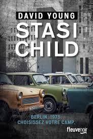 Stasi Child : un thriller prometteur au goût explosif et au style vif