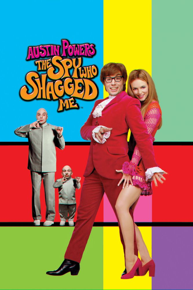 Image Result For Watch The Spy Who Shagged Me Online