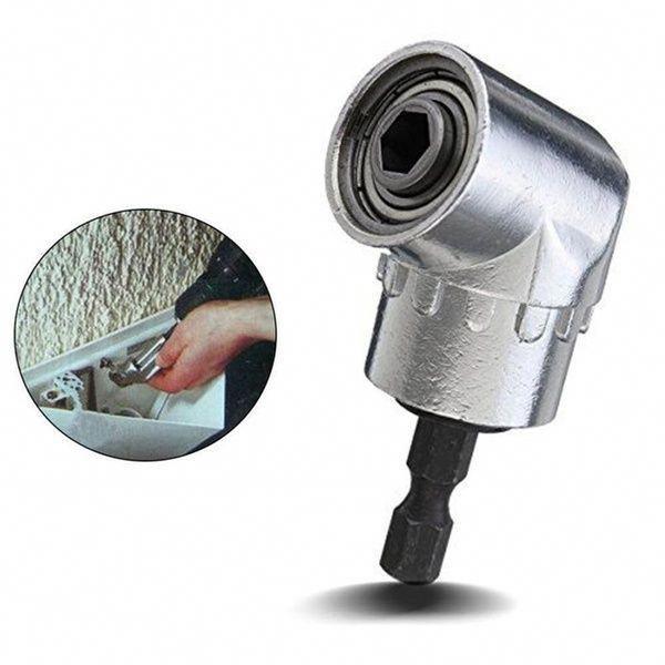 105 Angle 1 4 6mm Extension Hex Drill Bit Screwdriver Socket Holder Adaptors En 2020 Perceuse Visseuse Sans Fil Perceuse Perceuse Visseuse