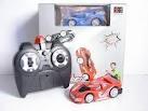 Mainan Mobil Remote, Berjalan Di Lantai, Dinding & Plafon  Harga Mainan Mobil Remote Rp 198.000,- (belum termasuk ongkos kirim)  Details produk disni: http://tokoone.com/mainan-remote-control-mobil/?affid=3219