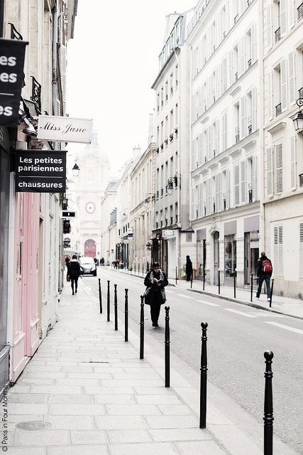 ♔ Paris en Rose