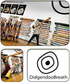 Didgeridoo Breath Telephone: (08) 9430 6009  Address: 6 Market Street, Fremantle, WA 6160 The largest range of crafted didgeridoos on the planet! Hand crafted didgeridoos made from 100% Australian Eucalyptus, Didgeridoos that look, play and sound great! Didgeridoo Breath is a real store, with real people, based in Fremantle, we are all passionate and knowledgeable didgeridoo players and are here for you! Buying a didgeridoo at Didgeridoo Breath is easy... and fun!