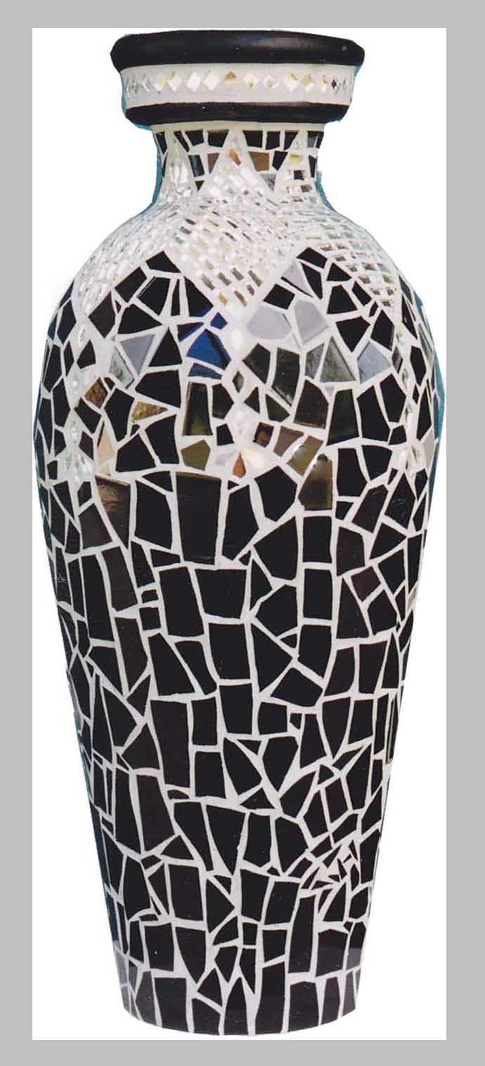 Best 25 Mosaic Vase Ideas On Pinterest Mosaic Ideas