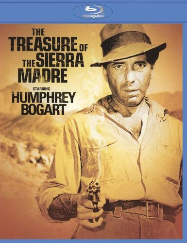 The Treasure of the Sierra Madre [Blu-ray] [1948]