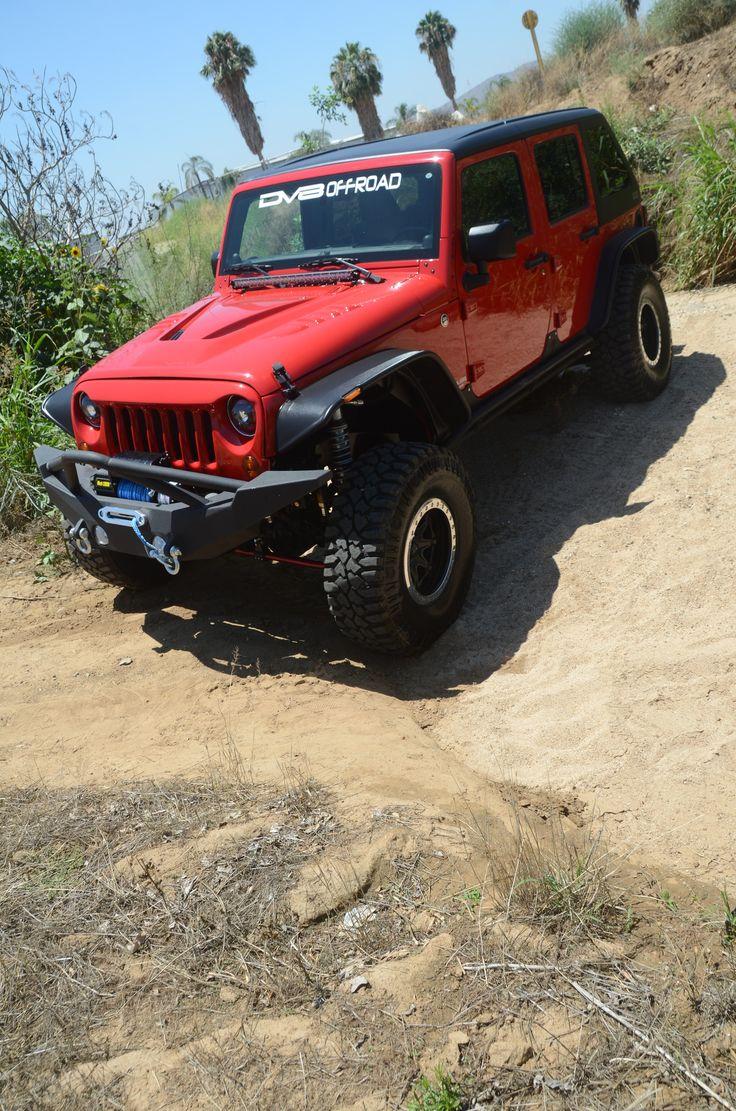 Dv8 jeep jk hood