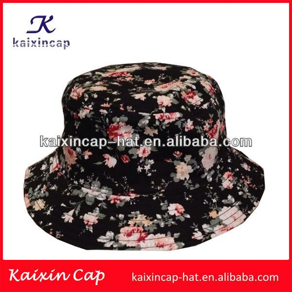 Wholesale bucket hat/high quality&cheap bucket hat/custom printed bucket hat $1.0~$3.0