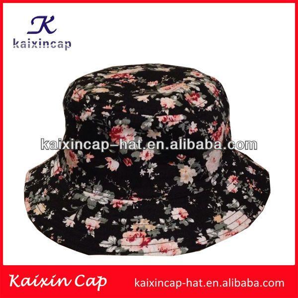 Wholesale bucket hat/high quality&cheap bucket hat/custom printed bucket hat $1.0~$3.0