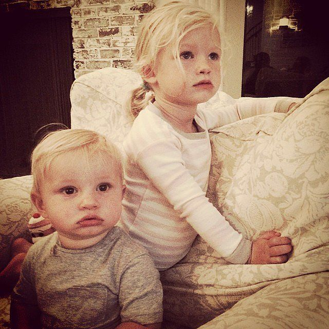 #Jessica #Simpson 's Instagram is full of adorable photos of her two kids.