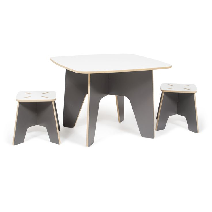 Modern Kids Table and Stools. Top 25  best Modern kids furniture ideas on Pinterest   Small kids