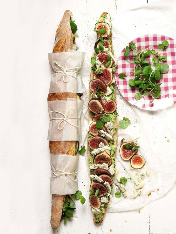 Ingredients 1 baguette 4 fresh figs (sliced) fresh watercress 200g gorgonzola cheese (sliced) 45ml Italian parsley (chopped) 1 lemon (juiced) …