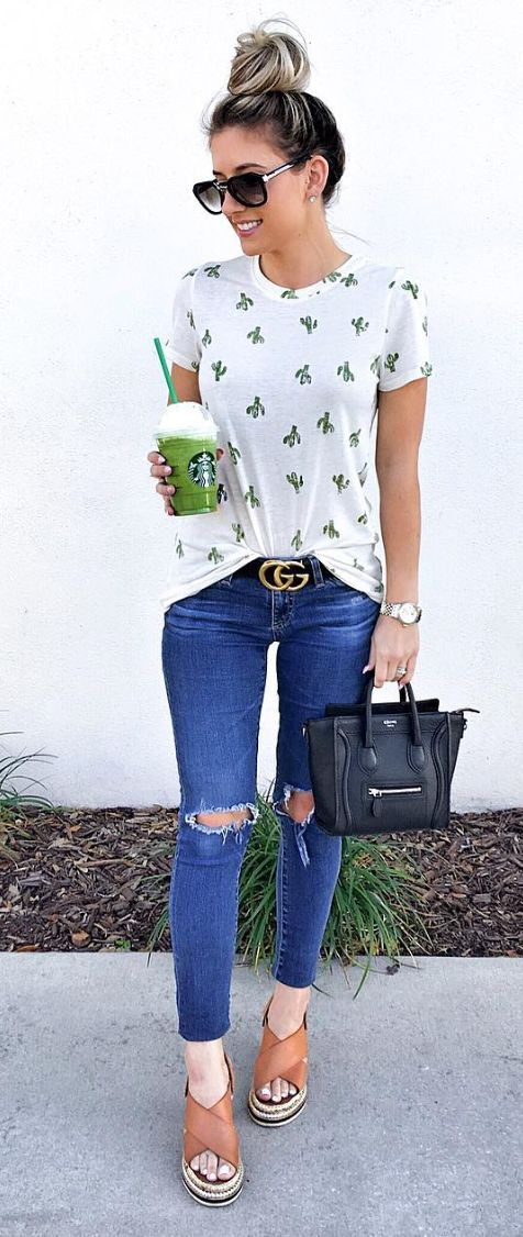 Cactus shirt $12
