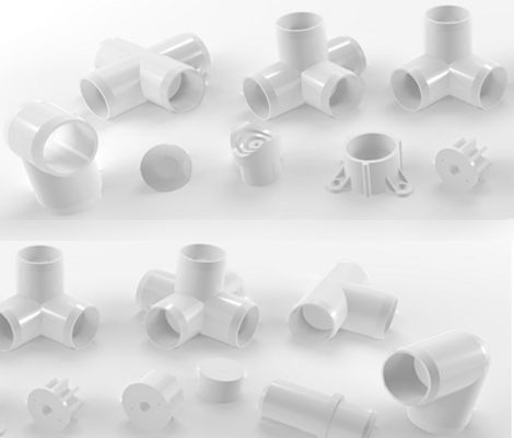 pvc pipe project plans