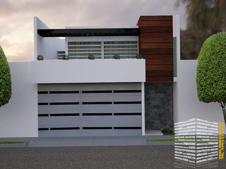 Las 25 mejores ideas sobre casas estilo minimalista en for Fachadas estilo minimalista casas
