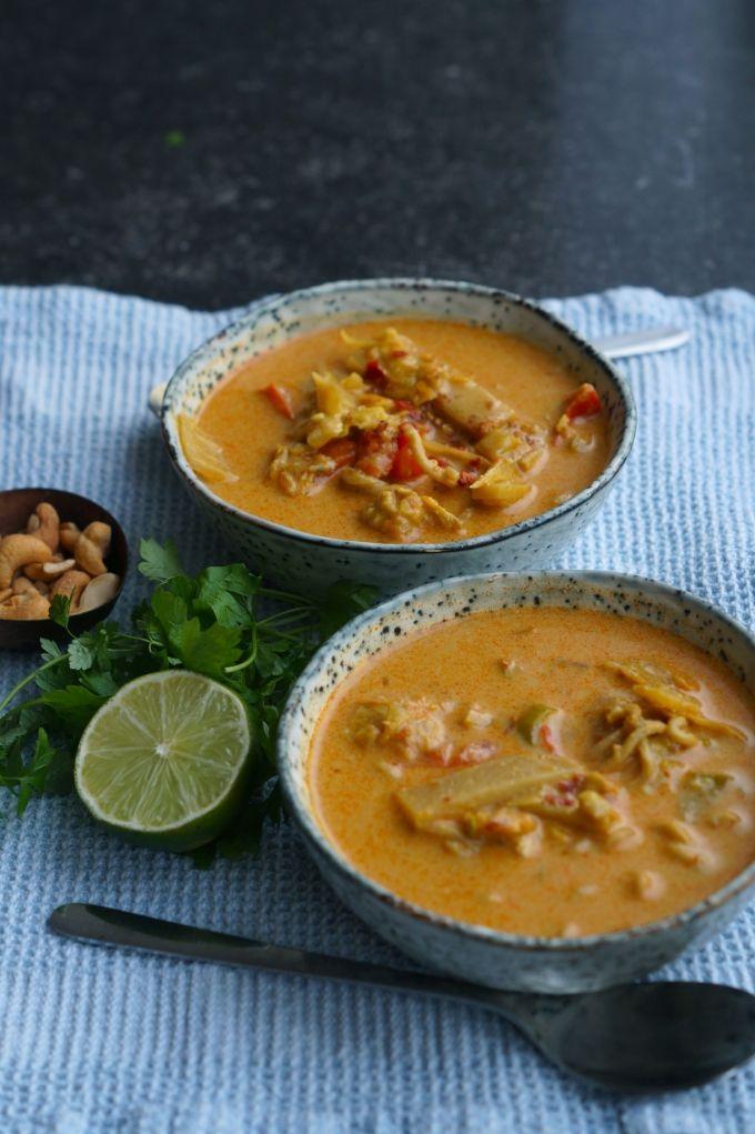 Verdens bedste suppe – thaistyle med kylling