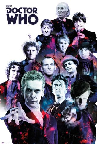 Doctor Who (2005) affiche