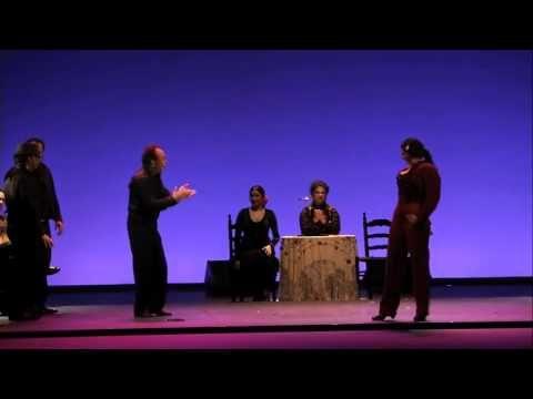 Flamenco Barcelona - Alegrias de Carmen by Karime Amaya