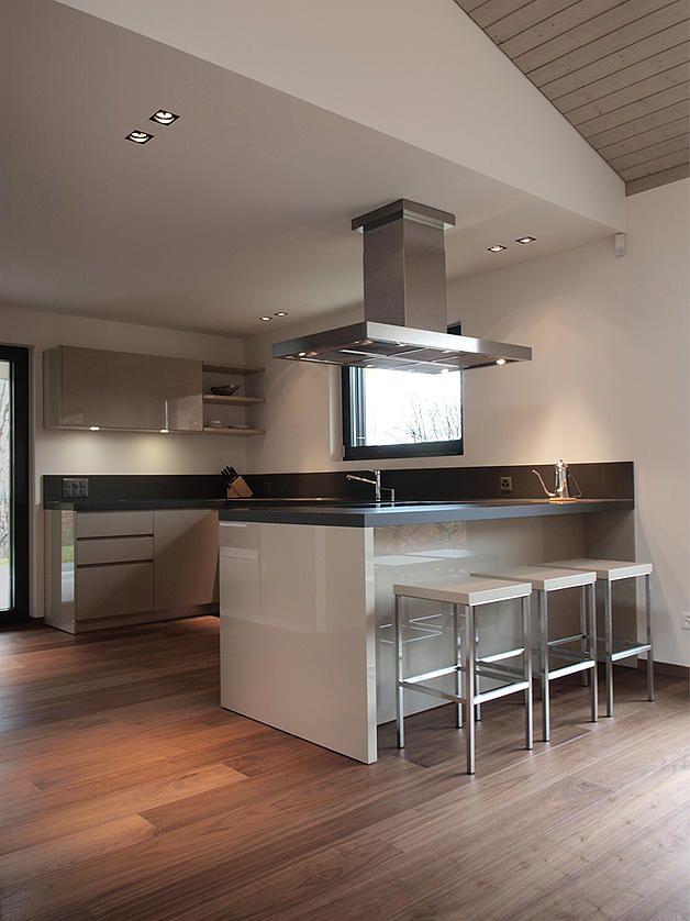 Progetto di arredamento completo a Lugano. Cucina varenna Matrix ...