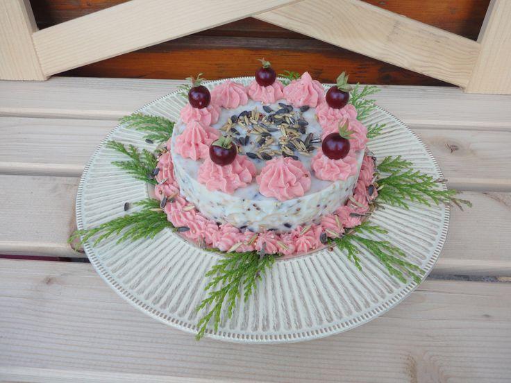 Vogeltaart Bird cake