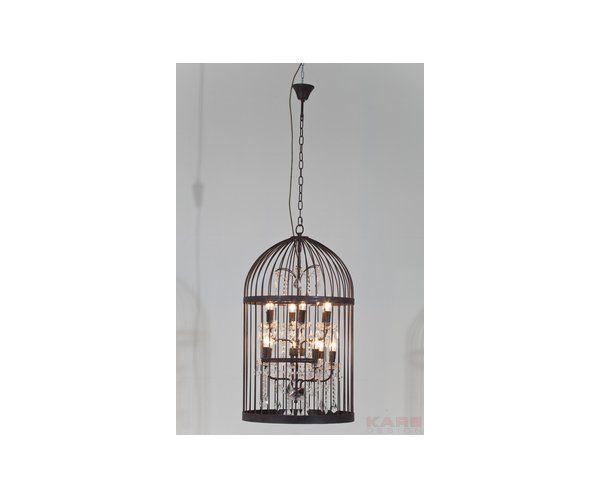 Lampa Wisząca Świecznik Dia 56cm - 32845