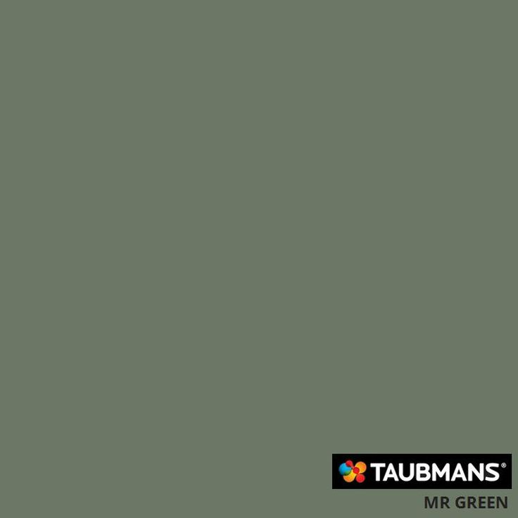 #Taubmanscolour #mrgreen