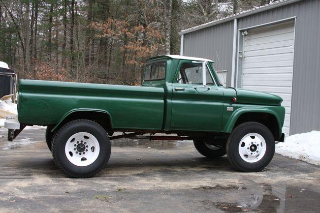 "1965 Chevy C50 ""Goliath"""