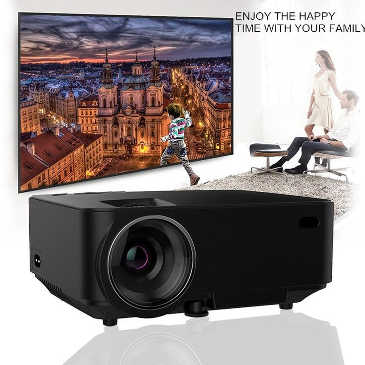 Cheap Digital Android Projector Bluetooth Wireless Projectors 1500 lumens Home Theater 1080P Full HD Video LCD LED Full HD HDMI //Price: $133.28//     #onlineshop