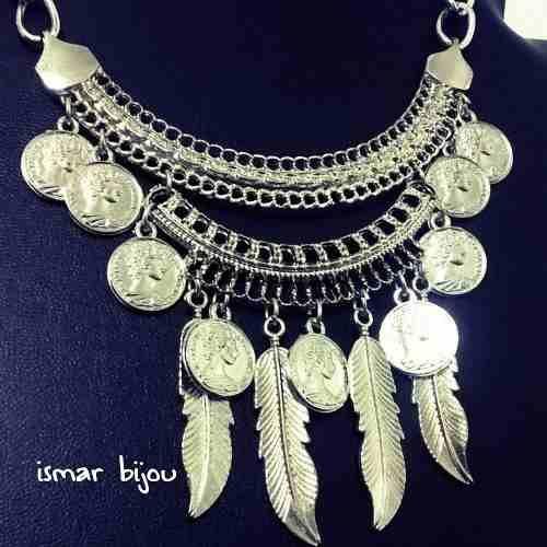 15ceab047030 Encontrá Collar Bijouteri Primavera Verano 2016 By Ismar - Bijouterie en Mercado  Libre Argentina. Descubrí la mejor forma de comprar online.