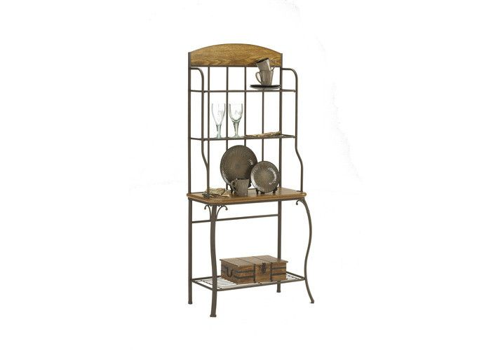 4264-851 Lakeview Wood Baker's Rack - Free Shipping!