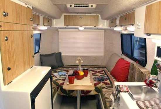 vintage trailers imagaes   Casita Liberty small travel trailer RV (2011) review - Roaming Times