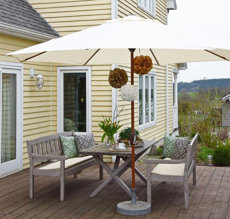 76 best Terrasse - Ideen, Deko, Gestaltung images on Pinterest - terrassen sichtschutz deko varianten