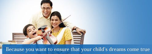 With the increasing rates of inflation and education on a rapid pace, securing your child's future against it is very important. So, buying a child insurance plan will keep your child's future financially secured.