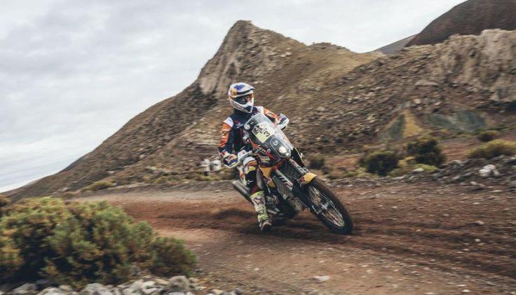 Dakar 2016 : Toby Price vainqueur de l'étape 5 moto (vidéo) | meltyXtrem