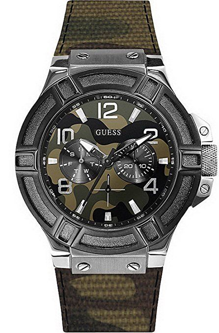 0c5fb7fe27aa Guess W0407G1 - Reloj