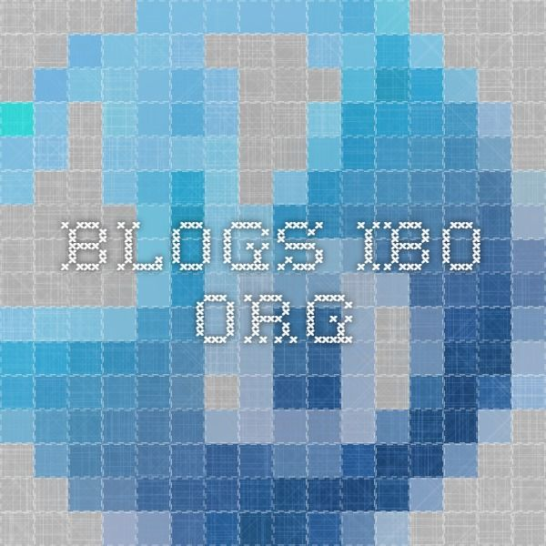 blogs.ibo.org