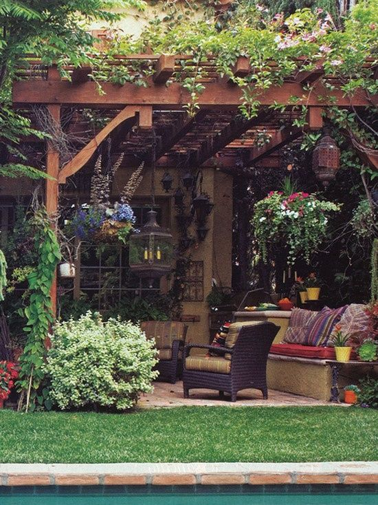 Patio Design, Pictures, Remodel, Decor and Ideas - page 18