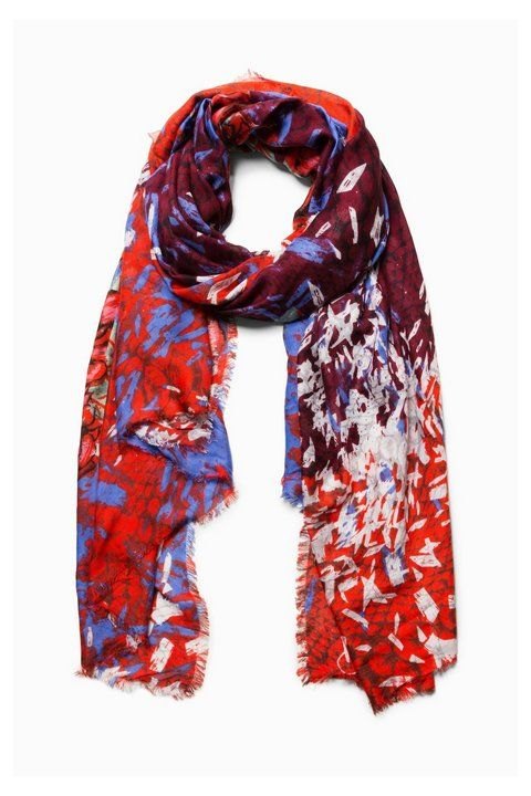 Foulard pour femme -Abstract Roses   echarpes   Shawl, Rose, Wraps 368bb39d024