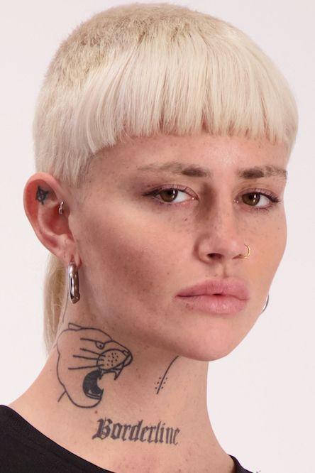 Lee Ann – WiLD.Management, model, tattoo, female, gender, face #Tattoos #Ale