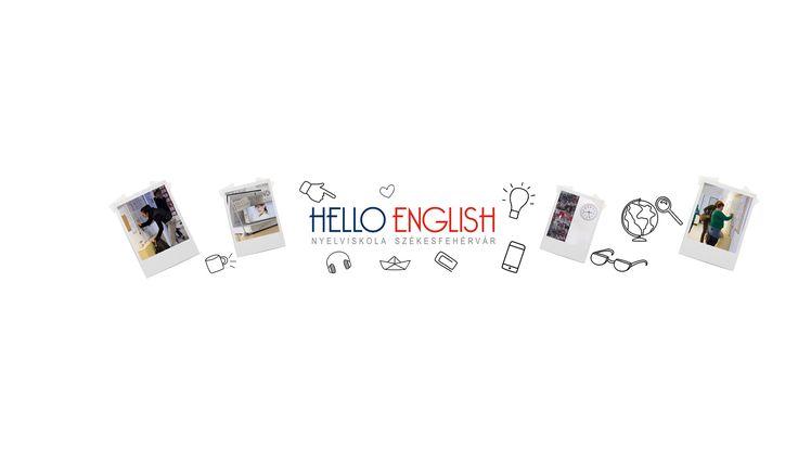 A Hello English Nyelviskola saját youtube csatornájának borítóképe, ahol a nyelvtanfolyamokról, nyelvtanárainkról, nyelvtanítási módszereünkről teszünk közzé videókat.