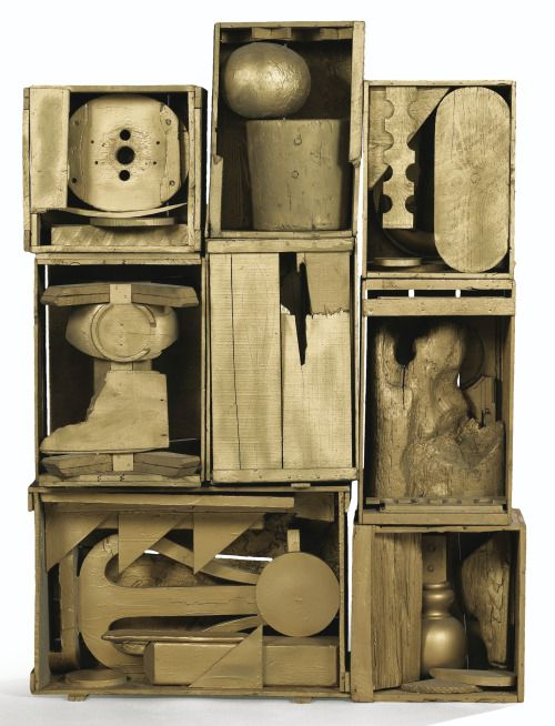 Bien connu 132 best Louise Nevelson images on Pinterest | Louise nevelson  AI09