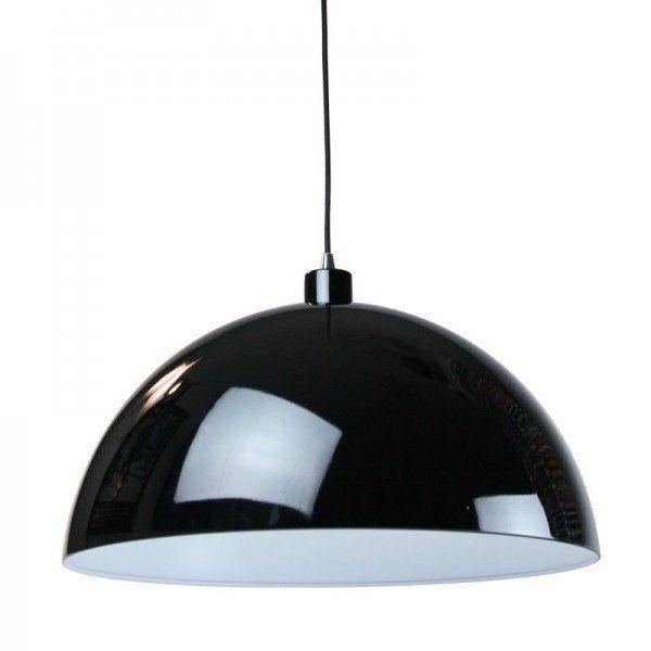 Helios Pendant Black or White Metal 50cm She Lights | GoLights.com.au