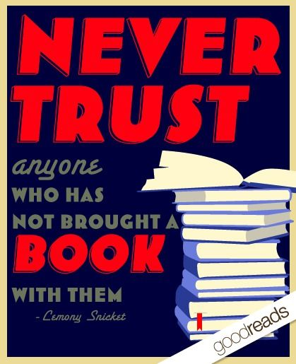 A book nerd's mantra