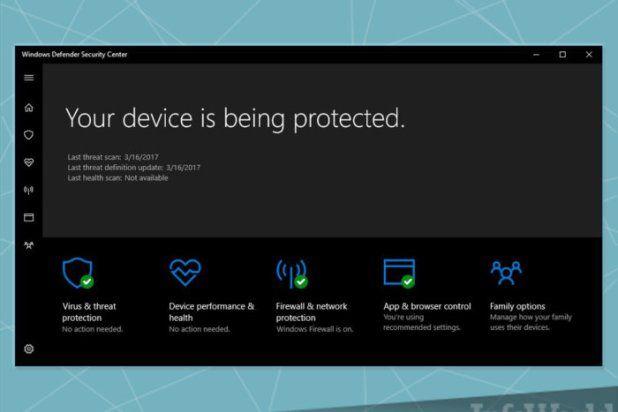 Microsoft's Windows Defender antimalware targets scareware apps