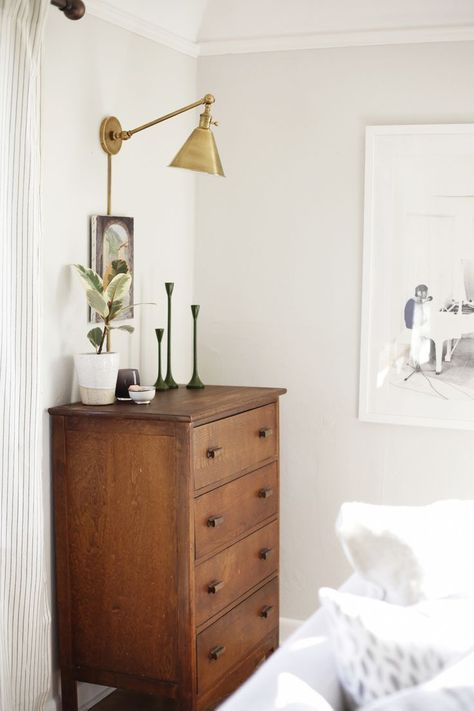 a styled living room corner   coco kelley