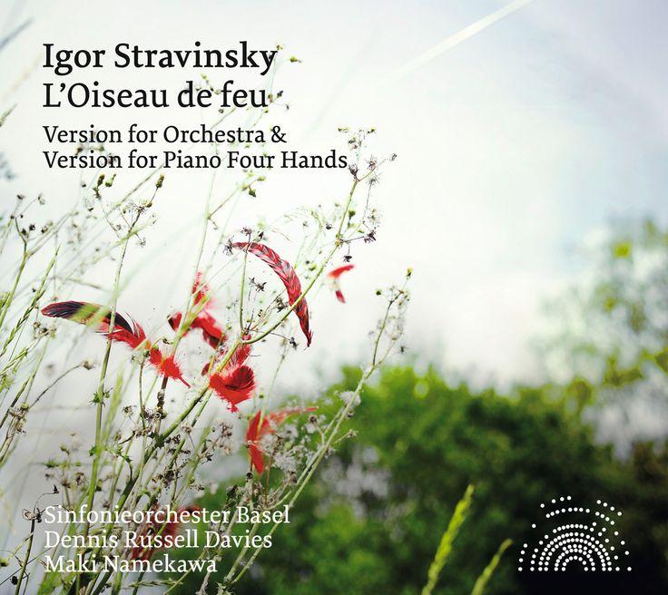 Sinfonieorchester Basel - Stravinsky: L'Oiseau De Feu
