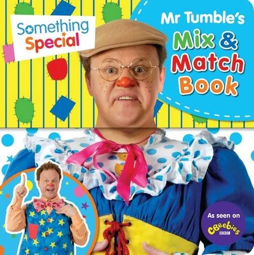 Mr Tumble's Mix and Match (Something Special) null http://www.amazon.co.uk/dp/1405268492/ref=cm_sw_r_pi_dp_M1Wvwb1DGXZV2